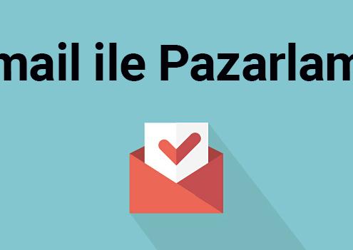 Email ile Pazarlama