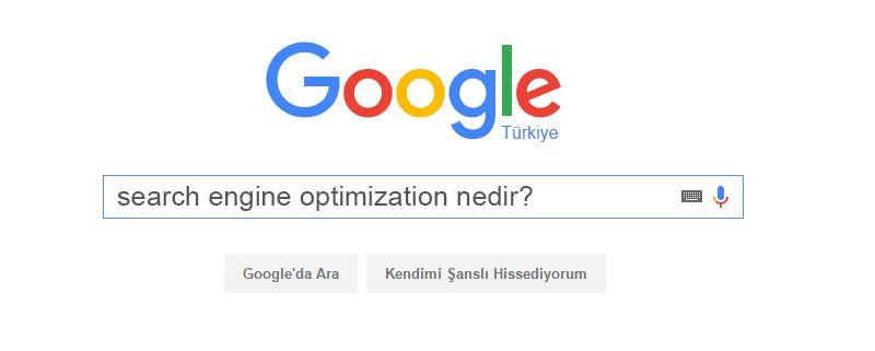 Seo Nedir? Neden Gereklidir? (Search Engine Optimization)